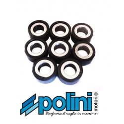 Roletes POLINI 20X12 G. 8,9...