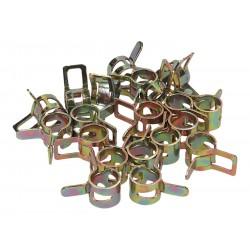 Abraçadeiras para tubos 9MM...