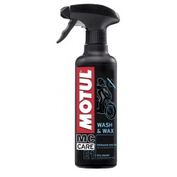 Motul E1 Wash & Wash 400ML...