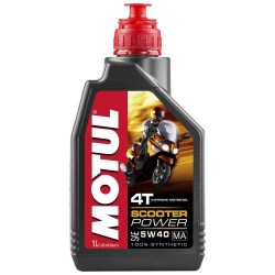 Motul scooter power 4T 1L...
