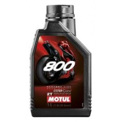 Motul 800 2T factory Line...