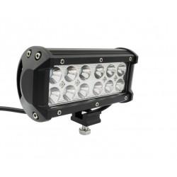 Farol barra de LED 36w CREE...