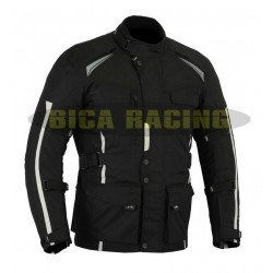 Casaco Moto textil tamanho L