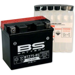 Bateria BS Baterry BTZ7S-BS
