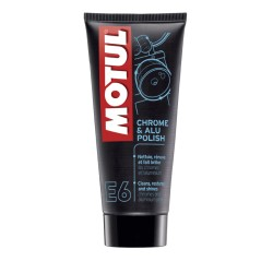 Motul E6 Chrome & ALU...
