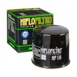 Filtro óleo Hiflofiltro HF138